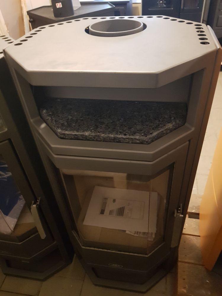 ABX KIRUNA 6 šedý plech