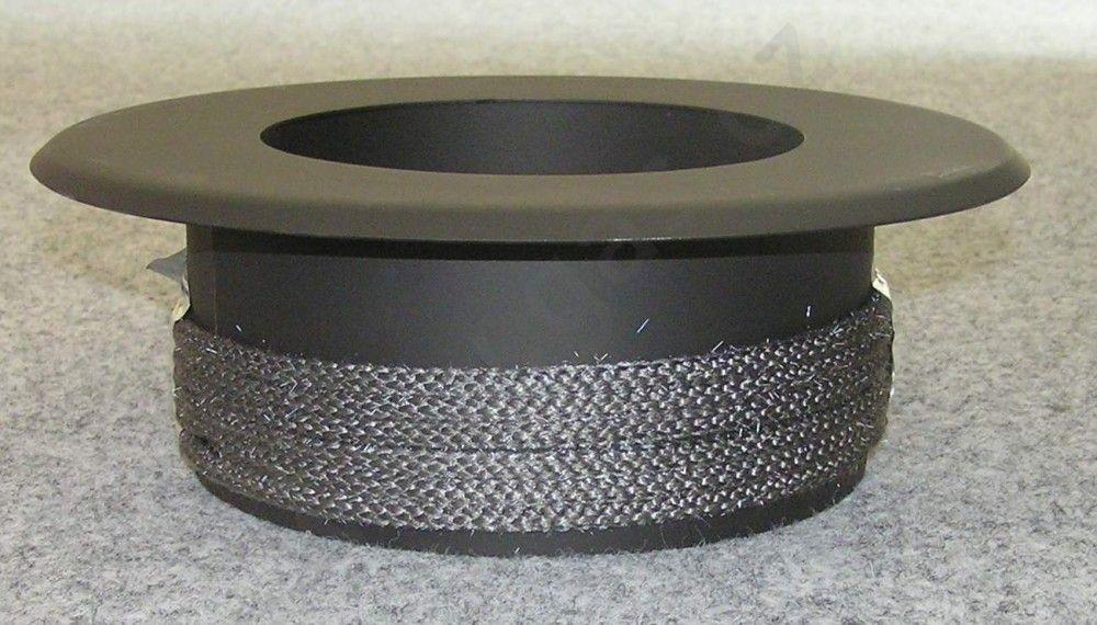 Redukce 120/200 do keramického komína s provazem a kroužkem
