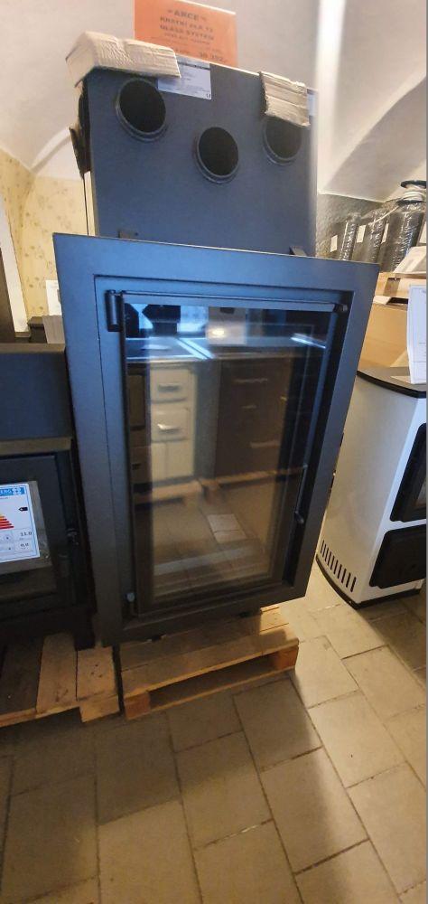 KRATKI ALA 12 - Glass systém